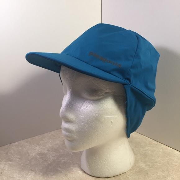 Patagonia windshield billed hat ear flaps - Unisex.  M 5b6e522f42aa76b0eb2d9da4 c3d71bffdfc3